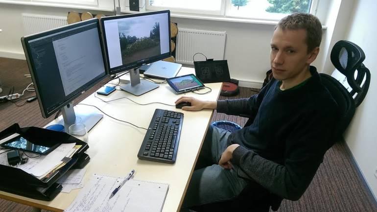 Intervjuu coachee'ga- Tanel Sirp